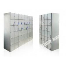 Пляжные камеры хранения (ячейки хранения, локеры)